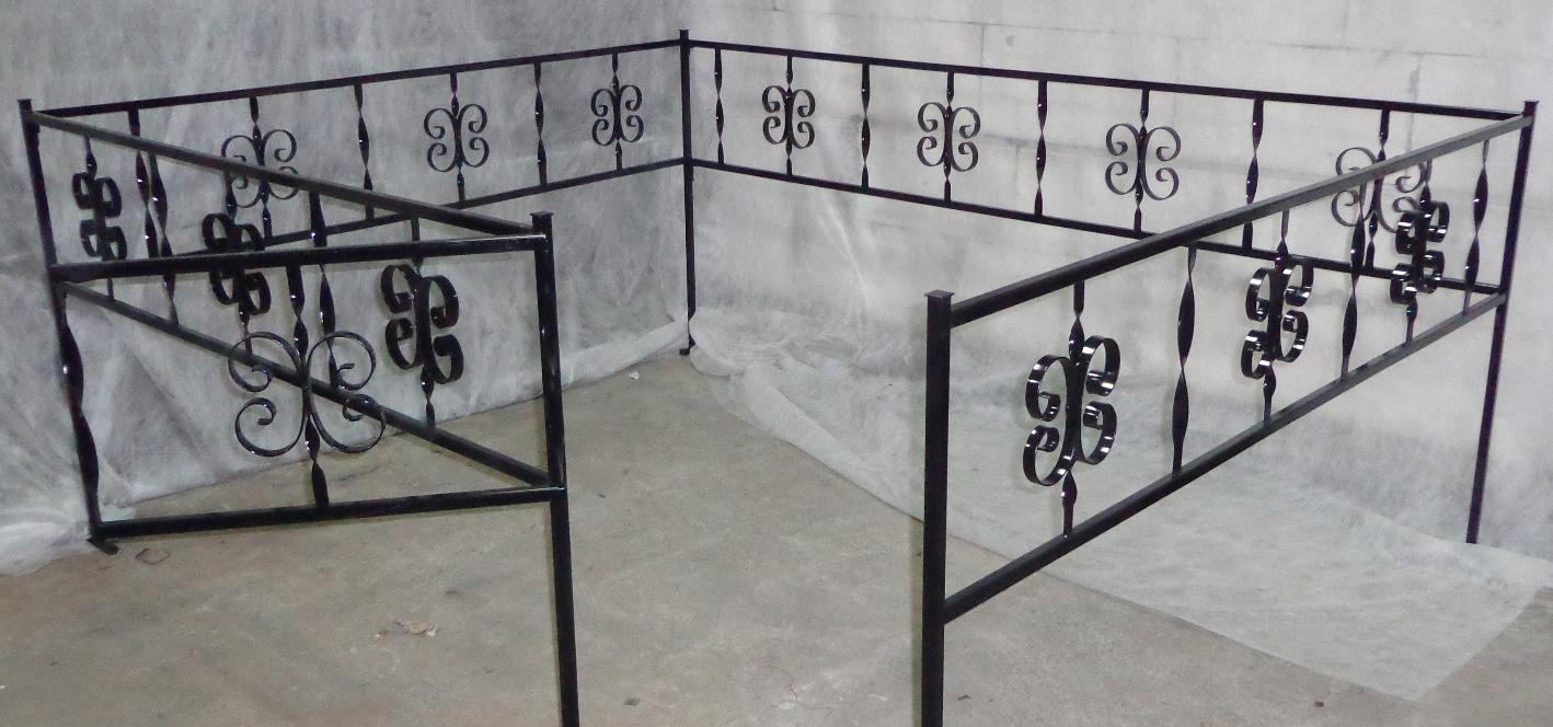 Металлоизделия Ограды